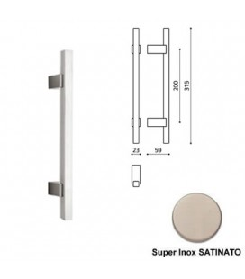 HANDLE BIOS 204 SuperInox SATIN FINISH