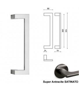 HANDRAIL DIANA Z Superanthracite SATIN