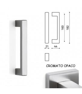 MANIGLIONE PLANET CROMATO OPACO