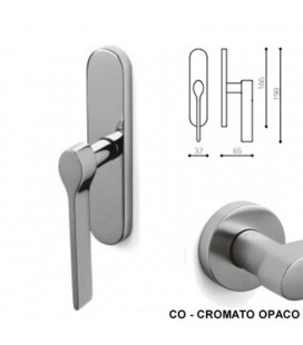 CREMONESE WING MATT CHROME