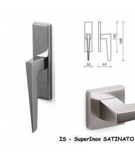 CREMONESE DENVER SuperInox SATINATO