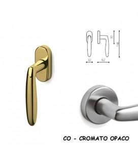 DK FLAMINIA CROMATO OPACO