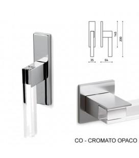 CREMONESE ICE CUBE CROMATO OPACO/TRASP.