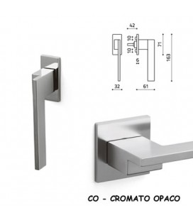 DK LIVING CROMATO OPACO
