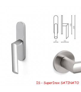 CREMONESE MOON SuperInox SATINATO
