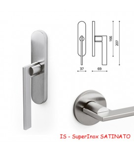 CREMONESE OPEN SuperInox SATINATO
