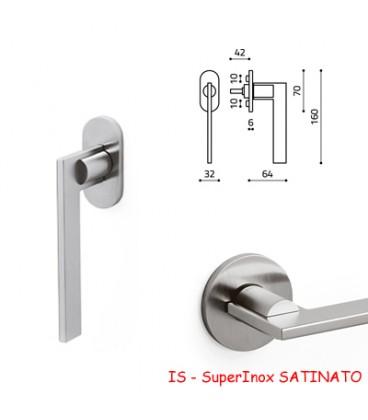 DK OPEN SuperInox SATINATO
