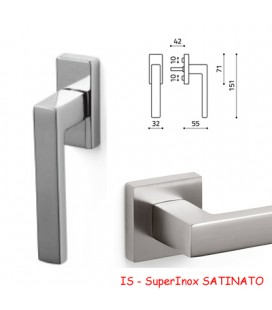DK PLANET Q SuperInox SATINATO