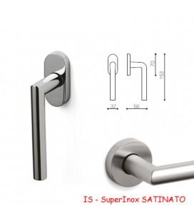 DK SERENELLA SuperInox SATINATO