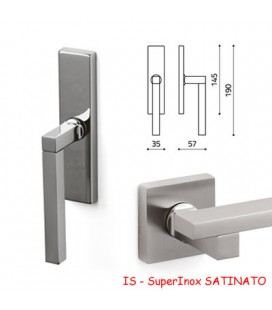 CREMONESE SPACE Q SuperInox SATINATO