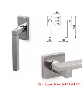 DK SPACE Q SuperInox SATINATO