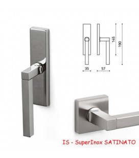 CREMONESE TIME Q SuperInox SATINATO