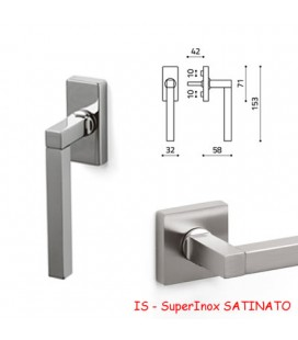DK TIME Q SuperInox SATINATO