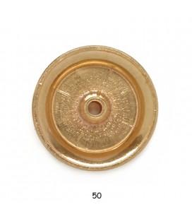 WHEEL BRASS X PULLEY mm50