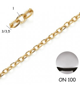 CHAIN FORCE NICKEL 100