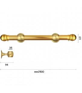 CORRIMANO 856/30x2500 OLV