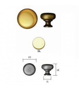 POMOLO 100/20 POLISHED GOLD