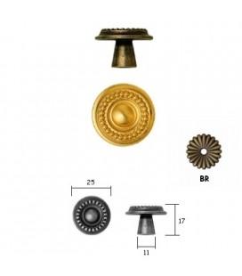 DOORKNOB 140/25 Bronzed
