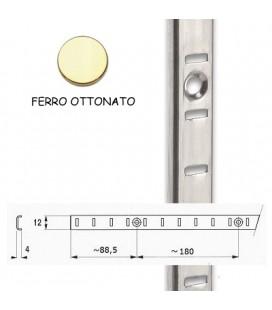 CREMAGLIERA 1250/160 OTTONATA