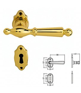 HANDLE LUCCA RB OLV
