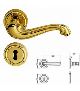 BAROQUE HANDLE RBM OL