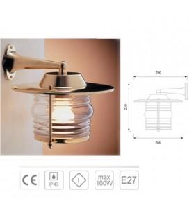 2059 BRASS LAMP