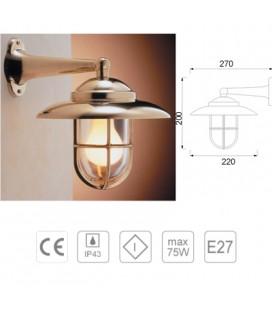 2060 BRASS LAMP