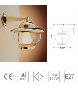 LAMPADA A MURO mm220