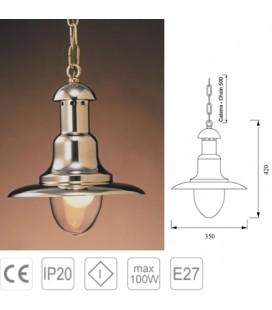 LAMPARA C/CHAIN 2190. L