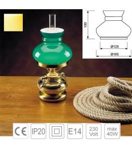 LAMPADA PORTO ERCOLE OL/AM