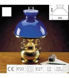 LAMPADA PORTOFINO OL/BI
