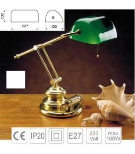 LAMPADA PORTO PONECLA OL/BI