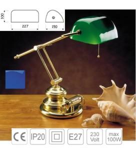LAMPADA PORTO PONECLA OL/BL
