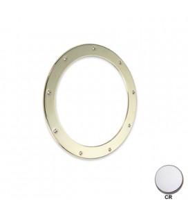 ROUND RING NUT mm263 CHROME