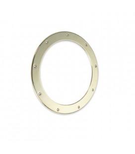 ROUND RING NUT mm263 BRASS