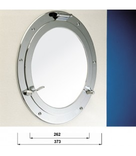 OBLO ' MIRROR 373 CHROME PLATED