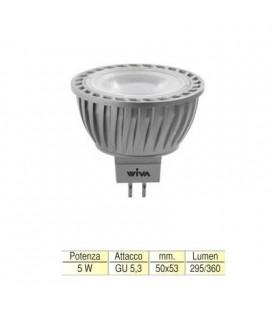 SPOT LED 5W/GU5,3