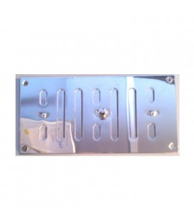 ADJUSTABLE GRILLE 229x152 CR