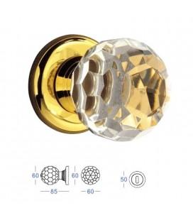 POMOLO CRYSTAL mm60 24K GOLD