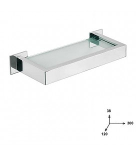 SHELF mm340 CHROME
