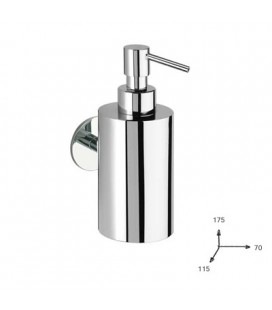 C3137 CHROME DISPENSER