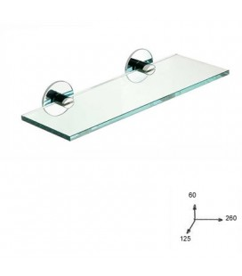 SHELF C3148 CHROME