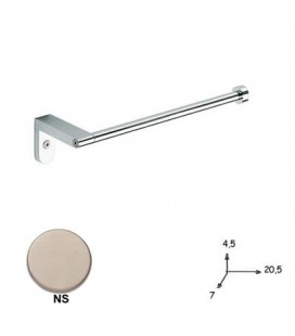 P. SALVIETTE 1643/20 SATIN NICKEL