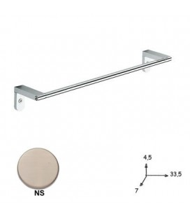 P. SALVIETTE 1645/33 SATIN NICKEL