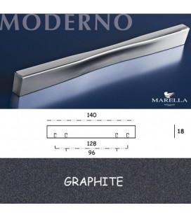 MANIGLIA LINEA 96-128 GR