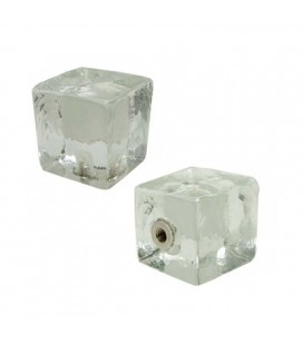 COUPLE CUBE GLASS 40