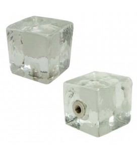COUPLE CUBE GLASS 50