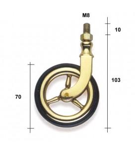 Mm70 WHEEL FOR OLV TROLLEYS