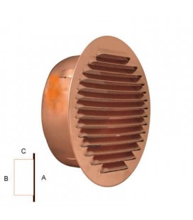 IMBOC COPPER GRATE. mm125 C/NETWORK