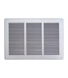 STAINLESS STEEL GRILLE mm 240x340